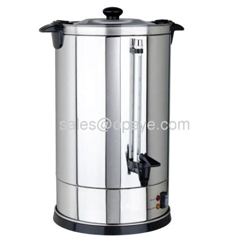 Coffee Water Boiler stainless steel coffee urn coffee maker electric water boiler milk and tea maker manufacturer