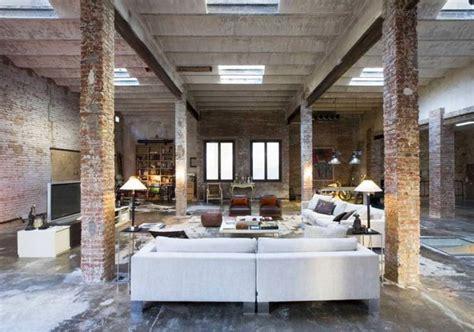 warehouse style home design интерьер в стиле лофт основные черты и особенности