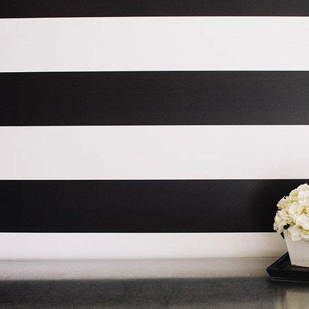 black removable wallpaper stripes removable wallpaper in black stripes paint and