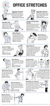 best 25 desk exercises ideas on office