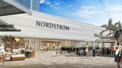 look nordstrom s new ala moana center store in