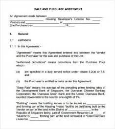 Buy Sell Agreement Template Sample Buy Sell Agreement 7 Free Documents In Pdf Word