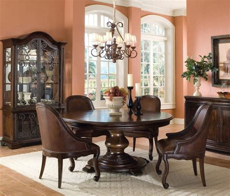 circular dining room table furniture interior design for small spaces home interior