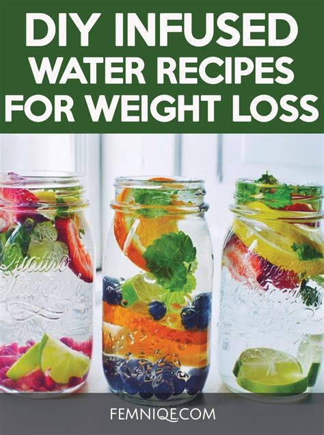 Weight Loss Detox Infused Water by Fruit Infused Water Www Pixshark Images