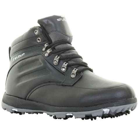 golf boots mens 34 rrp stuburt mens terrain boots waterproof golf
