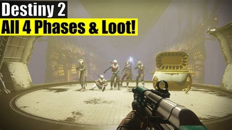 destiny 2 raid loot table destiny 2 leviathan raid all 4 encounters loot no