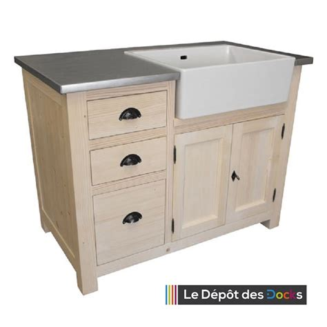 Meuble Cuisine Evier Integre meuble de cuisine 3 tiroirs et 1 placard 233 vier int 233 gr 233