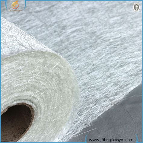 chopped strand mat reinforced resin fiberglass