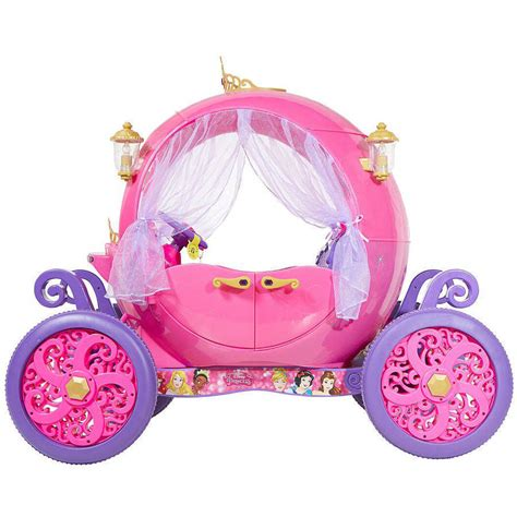 Princess Carriage L by Electric Cars For To Ride On Disney Princess Carriage