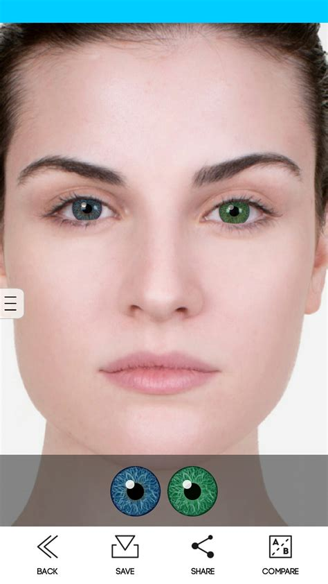 change eye color app eye color studio appstore for android