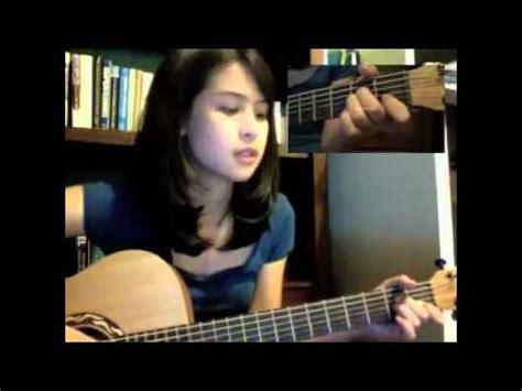 tutorial gitar perahu kertas maudy ayunda perahu kertas akustik viyoutube