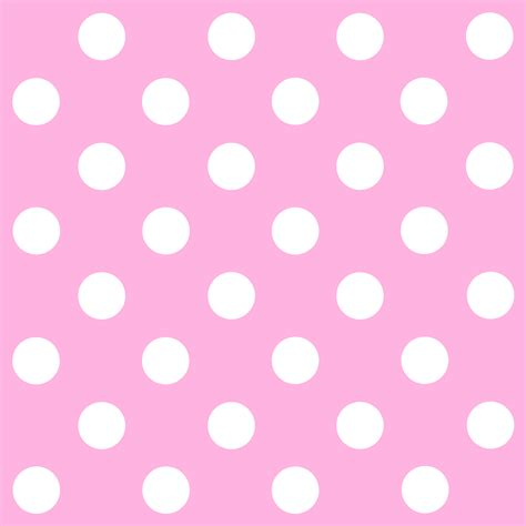 pink pattern clipart pink and white polka dots pattern free clip art