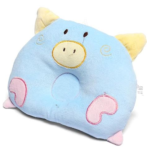 Baby Circle Pillow by Bedding Newborn Baby Pillow Sleeping Support Prevent