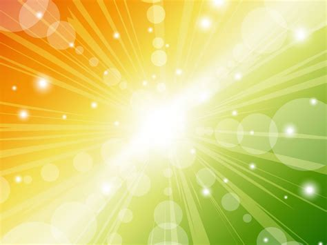 background design green and yellow green and yellow and orange and blue abstract
