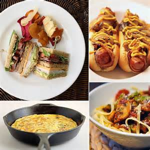fast and easy dinner recipes with bacon popsugar food