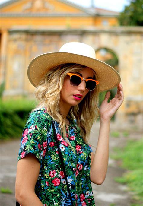 file al tropical cuties tropical jungle barcelona blogger blonde como llevar