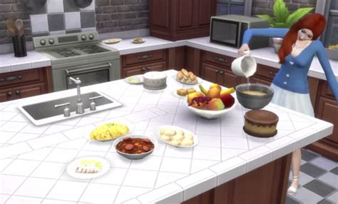 cool kitchen stuff the sims 4 cool kitchen stuff download