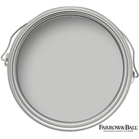 farrow estate no 88 l room gray matt emulsion paint 2 5l