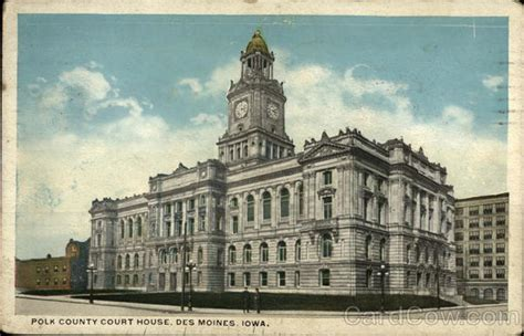 Polk County Court Search Polk County Court House Des Moines Ia