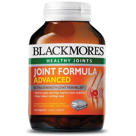 Blackmores Joint Formula Glucosamine Chondroitin Isi 120 T T0310 blackmores joint formula advanced 120 tablets my chemist