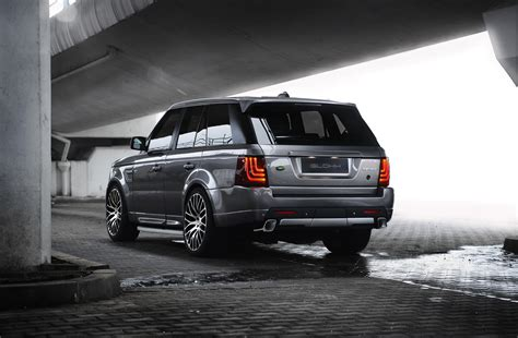Range Rover Sport 2016 Wallpapers Wallpaper Cave