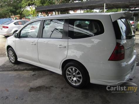 nissan grand livina by impul new cars user review and nissan grand livina 2010 impul 1 6 in penang automatic mpv