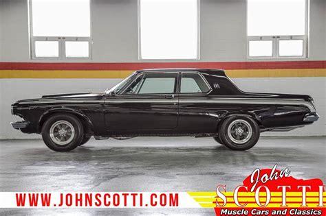 1963 dodge monaco 1963 dodge polara for sale 1766502 hemmings motor news