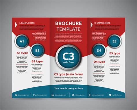 11 Education Tri Fold Brochures Design Templates Tri Fold Brochure Template Free