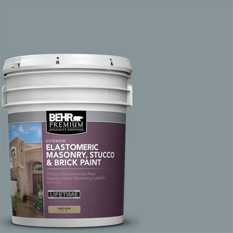 based exterior masonry paint behr 5 gal flat base roof paint 06605 the