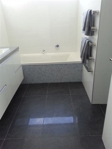 Floor And Decor Lombard by Riviera Anthracite Amp Easy White Gloss Bathroom 1