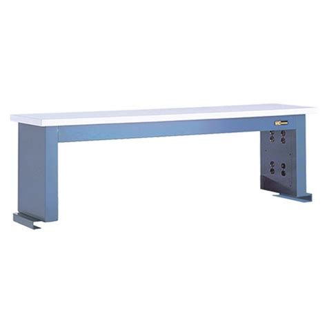 iac benches iac industries qs 1020103 d esd instrument shelf for 72 quot benches jensen tools supply