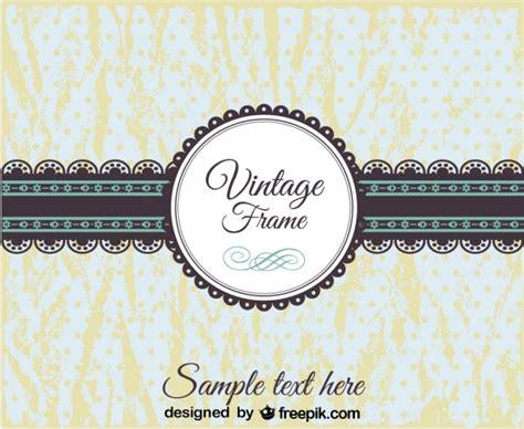 imagenes vintage vectores gratis fondo vintage de encaje descargar vectores gratis