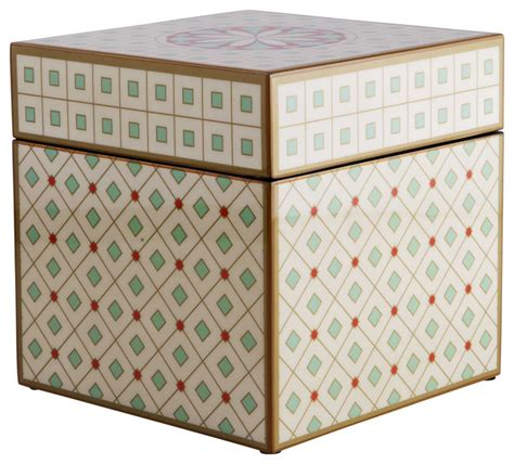Decorative Boxes For by Unique Hui Square Box By Piling Palang Eclectic