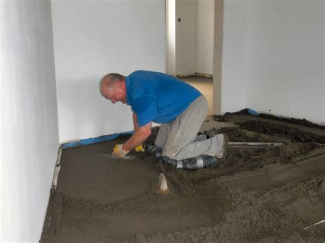 Why Screed A Floor by Concreting Abacus Groundworks
