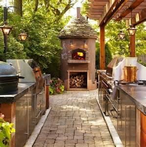 Alfresco Kitchen Designs Triyae Com Outdoor Kitchen Design Ideas Backyard