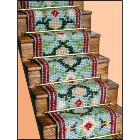 dolls house stair carpet janet granger designs carole jade dolls house needlepoint stair carpet kit