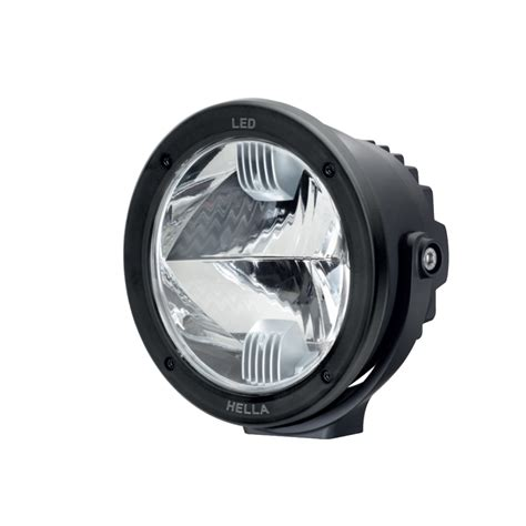 Driving Lights Led by Hella Compact Hd Luminator Led 4wd Driving Light On Sale Now