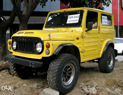 4x4 Jeep For Sale Philippines 1980 Suzuki Lj80 4x4 Jimny Samurai Beaver Road Jeep