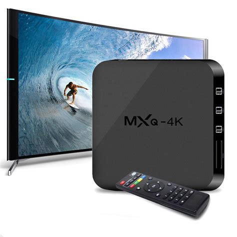 Tv Box Android Mxq 4k Solusi Nonton Tv Premium Dunia 1 mxq 4k android tv box for sale in jamaica jadeals
