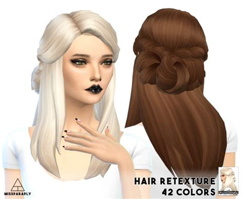 sims 4 cc hair miss paraply hair retexture ade hairs sims 4 downloads spring4sims toddler miss paraply hair retexture lumialoversims sawyer 42 colors sims 4 downloads