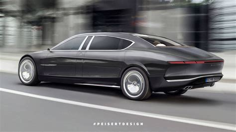 2020 mercedes maybach 850 landaulet rendering redefines luxury