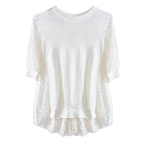 white swing top tria swing top white