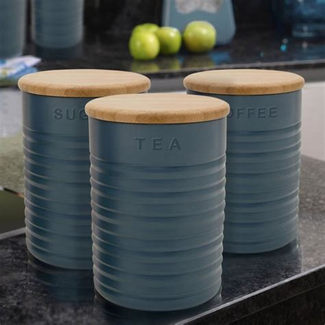 kitchen tea coffee sugar canisters 17 best ideas about tea coffee sugar canisters on