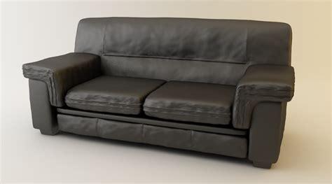 3d couch sofa 3d model sharecg