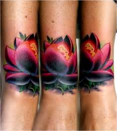 Lotus Flower Tattoos Trend Styles Lotus History And Religions