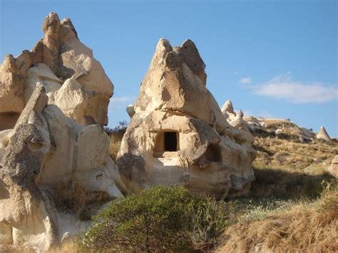 turisti per caso turchia cappadocia piccionaie viaggi vacanze e turismo