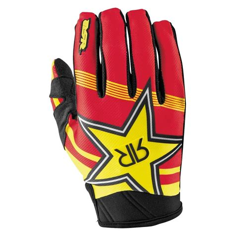 youth rockstar motocross gear msr rockstar youth gloves