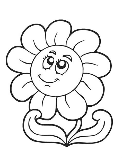 best 25 coloring pages of flowers ideas on pinterest