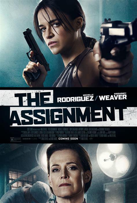 film 2017 com the assignment 2017 poster 1 trailer addict