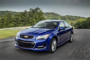 Chevrolet Chevy Ss 2016 Chevrolet Ss Gm Authority